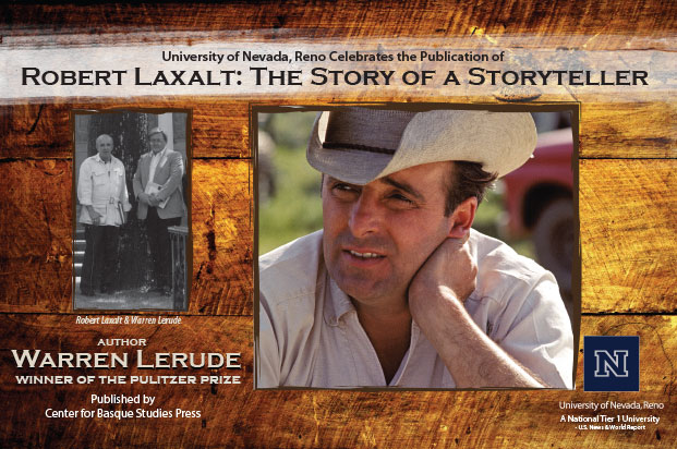 The Story of a Storyteller – Promotional Postcard