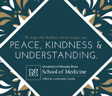 UNR Med Holiday Cards