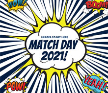 UNR Med Match Day 2021