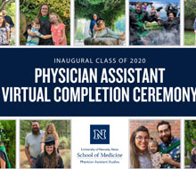 UNR Med PA Virtual Completion Ceremony